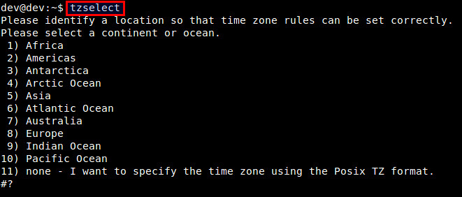 How to change timezone on Linux - Ask Xmodulo