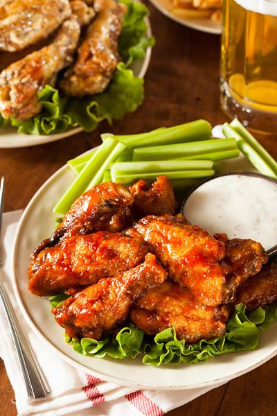 Barbecue Buffalo Chicken Wings | Barbecue Buffalo Chicken Wi ...