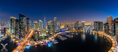 Dubai Marina Ultrawide