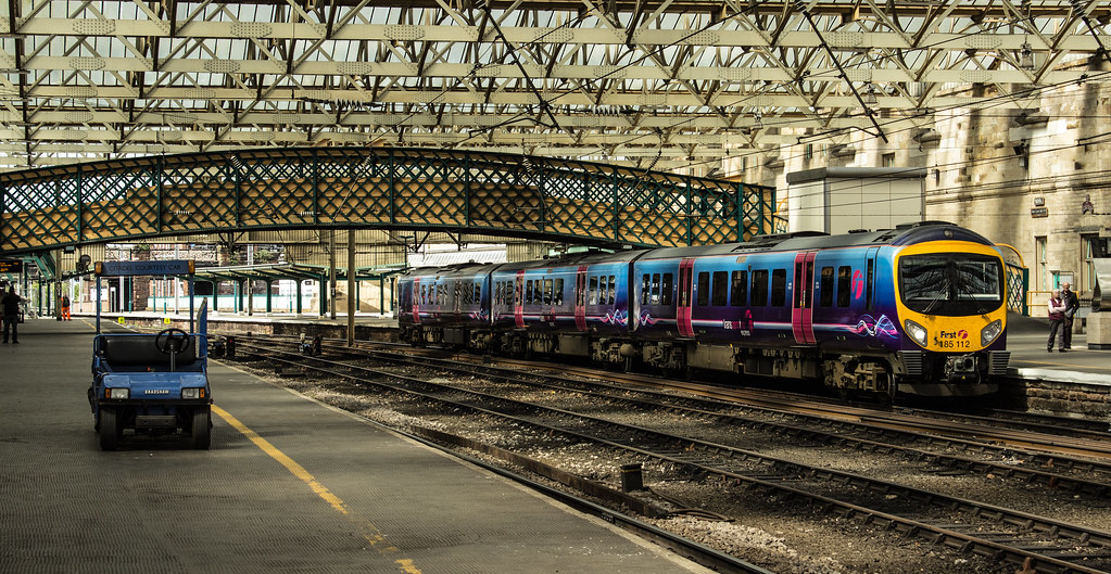 Carlisle To Manchester Airport By Car