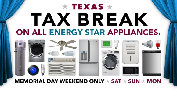 ENERGY STAR Sales Tax Holiday This Weekend!