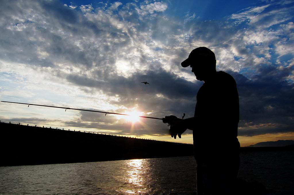 Fishing explored 2013 07 25 lake perris 09 for Lake perris fishing report