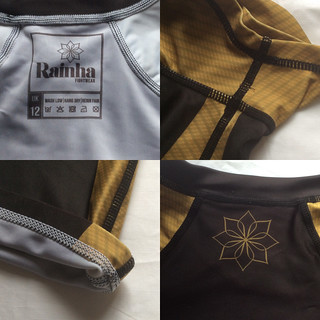 Rashguard close up