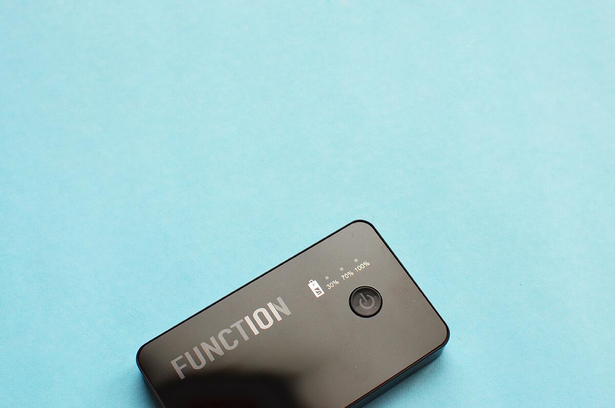 Function BATT Pak