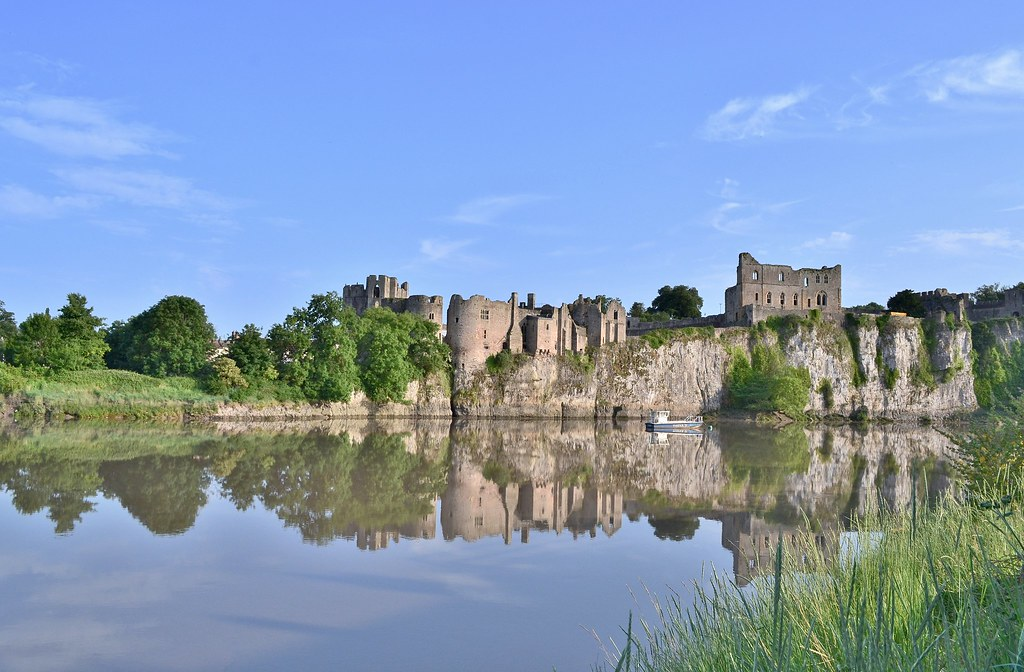 Castle Photography Chepstow Chepstow Castle | by Paula