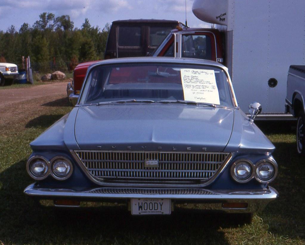 1963 Chrysler Windsor 2 Door Hardtop Richard Spiegelman