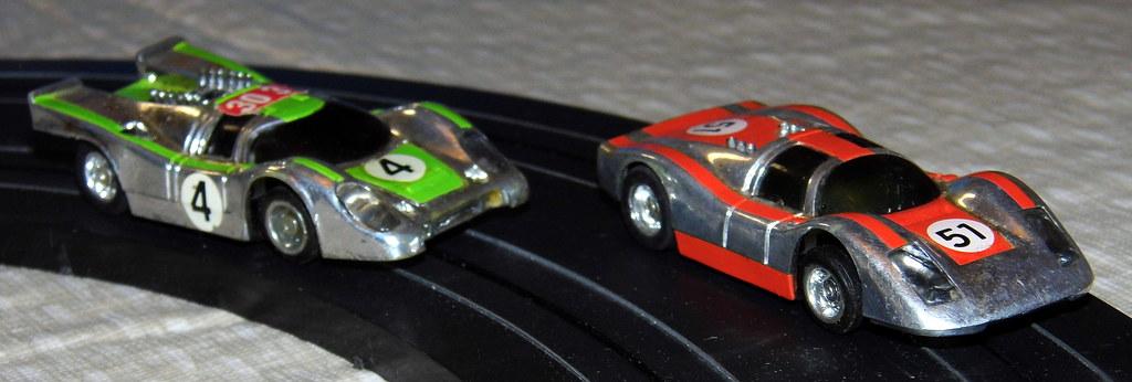 Tyco Slot Car Racing Set S