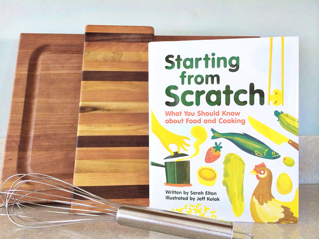 Starting From Scratch: What You Should Know About Food and Cooking book