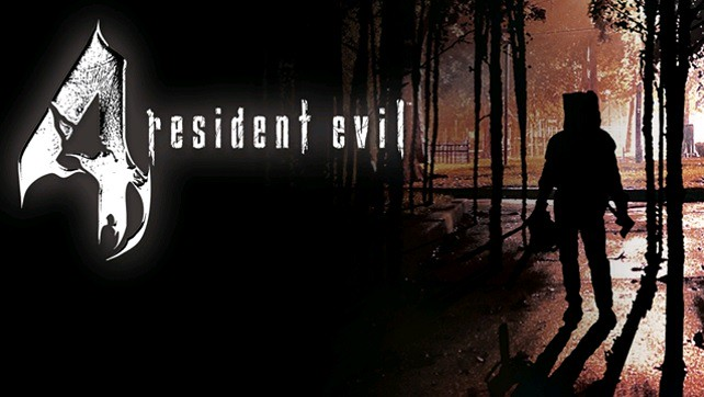 Halloween Horror Game Resident Evil 4 Logo