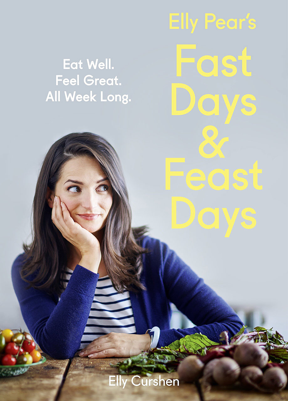 Elly Pear Fast Days and Feast Days Book
