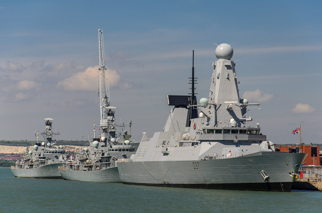 hms duncan type 45 destroyer the navy 39 s newest ship
