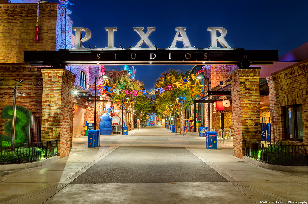 Revisiting Pixar Studios | I was going through looking at ...