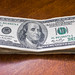 Small stack of $100 Bills