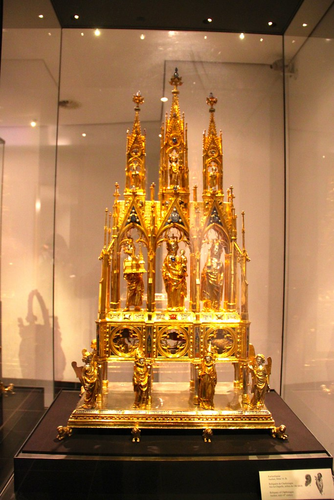 Charlemagne Reliquary ...