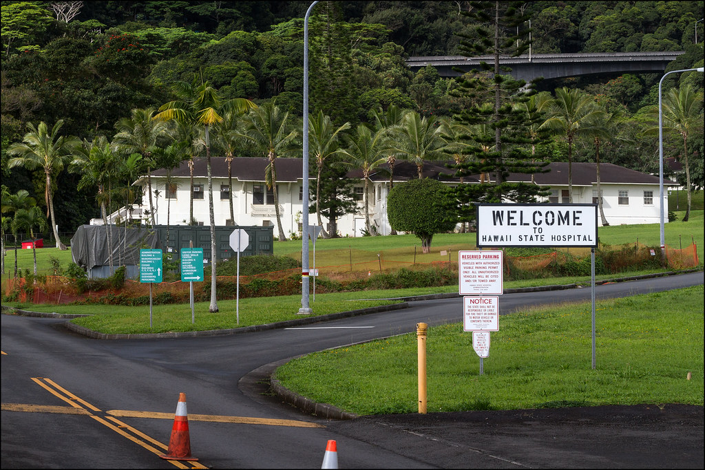 Hawaii State Hospital Hawaii State Hospital In Kaneohe