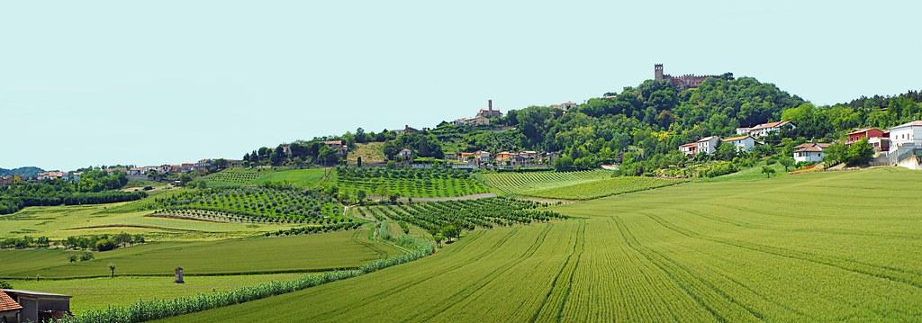 La valle di Camino Monferrato (AL) 3°di 3°