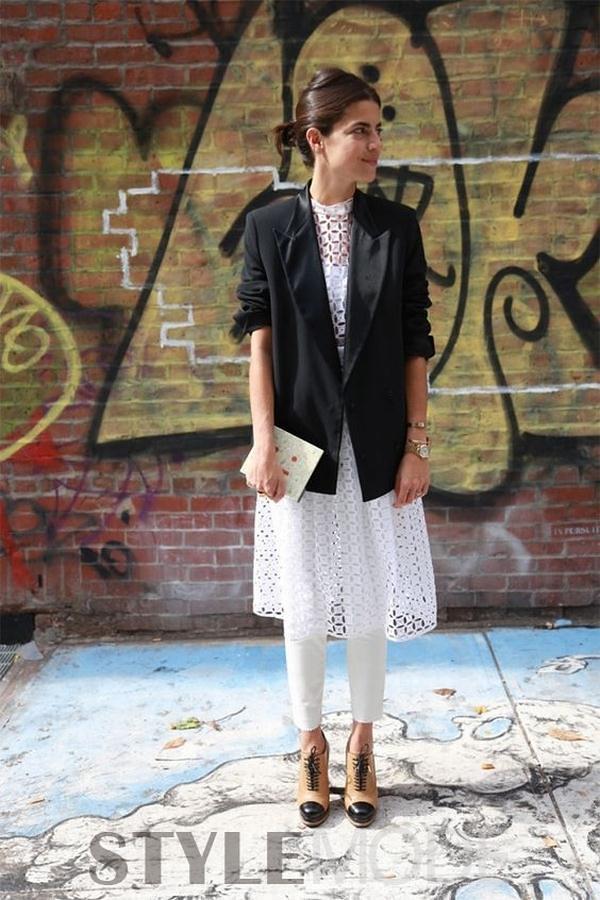 Summer slim taking a stunning dress 3 slim LOOK