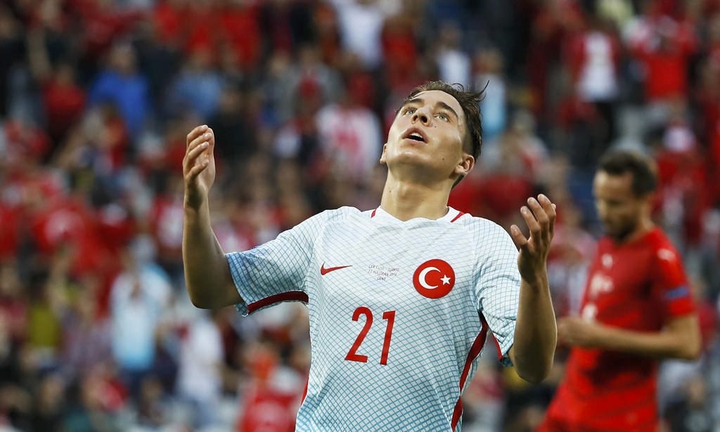 Czech Republic 0-2 Turkey