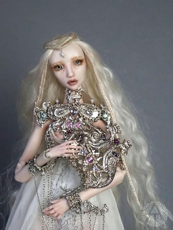 Rhaella by Olga Good
