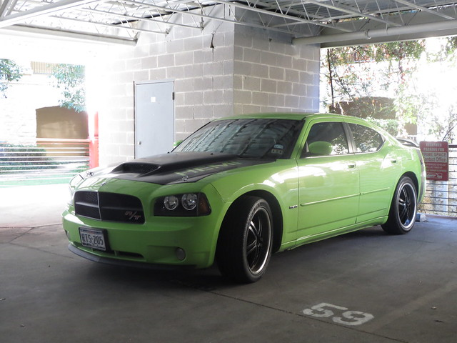 sublime green dodge charger flickr photo sharing