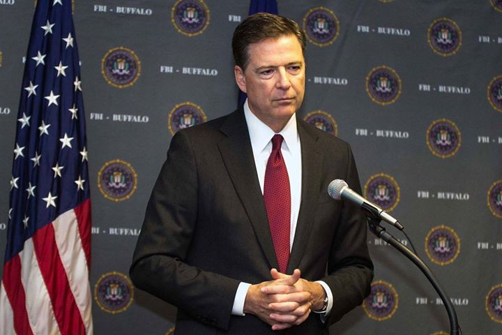 FBI Director James Comey recommended no criminal charges be issued against the Democrat candidate for President, Hillary Clinton (Image from flickr.com).