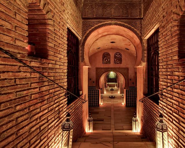 Hamman de Granada, una de las mejores cosas que hacer en Granada