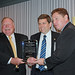 Senator Begich receives the Lifetime Achievement Award