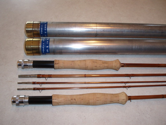 Powell companion rods and more such ideas annals of for Powell fishing rods