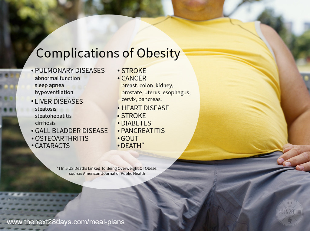 How Obesity Is Linked To Fast Food