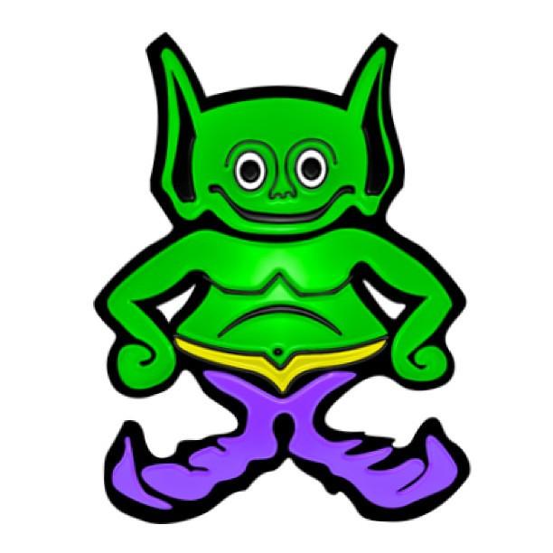 amc gremlin logo dude #vector up maybe a #sticker ? #doodl… | flickr