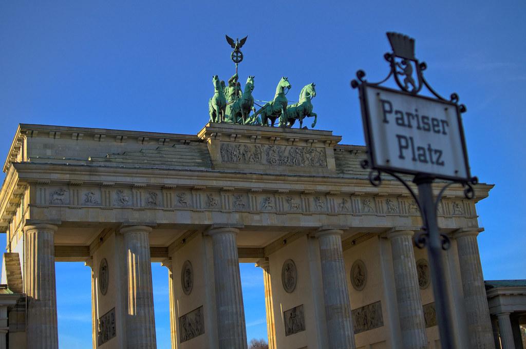 Brandenburg Gate | Florian Ramel | Flickr