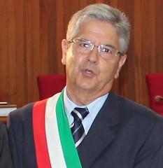 Il presidente Modesto Pellegrini