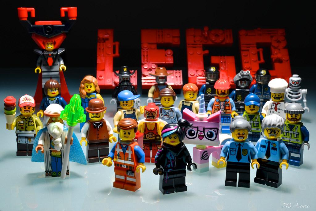 Lego Movie Building Submarine