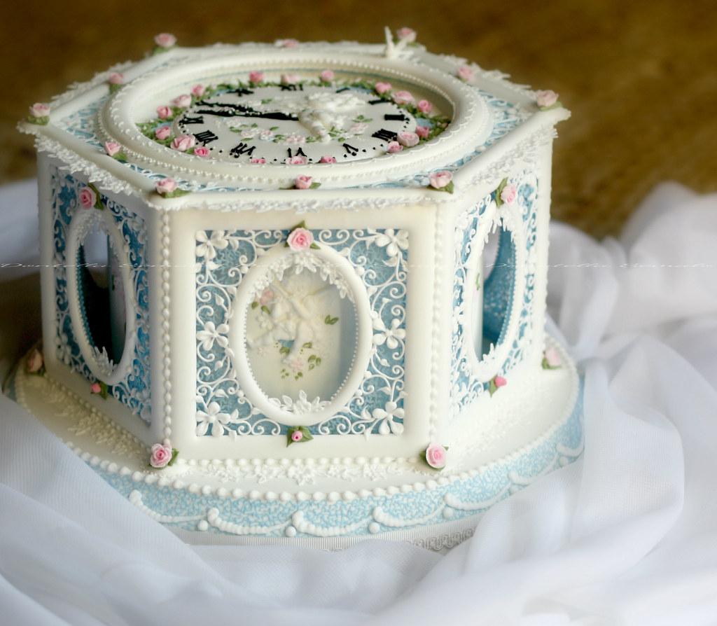 Clock Cakes Designs