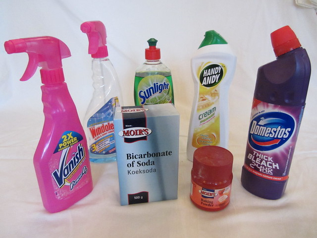 challenges in cleaning product innovation