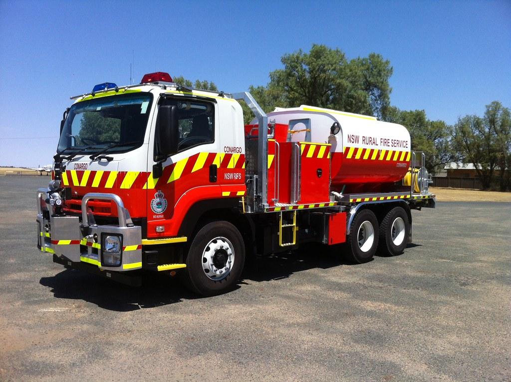 RFS: NSW RFS Cat 6 Conargo Mid Murray Zone Fire