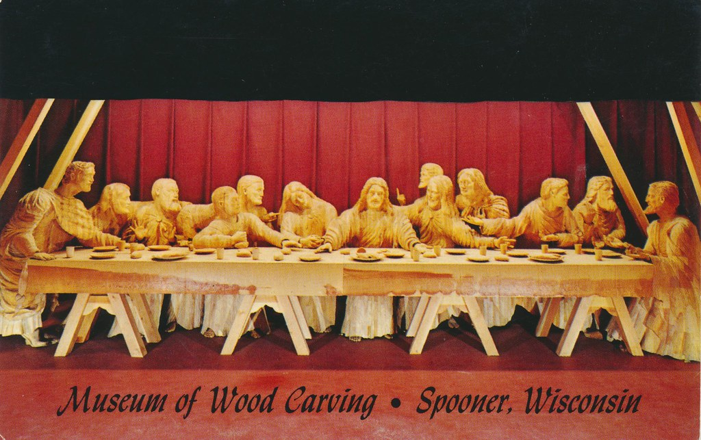 Museum of wood carving spooner wisconsin the last