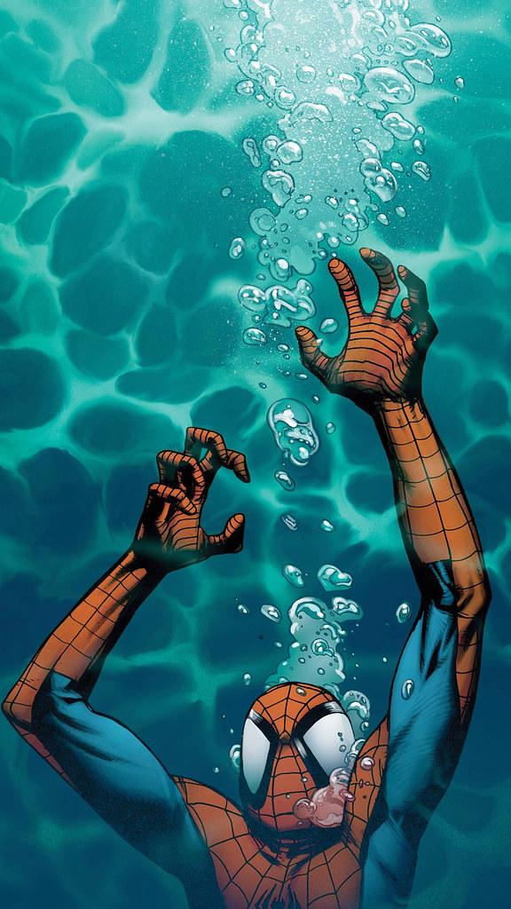 Mobile Phone Wallpaper Hd Spiderman
