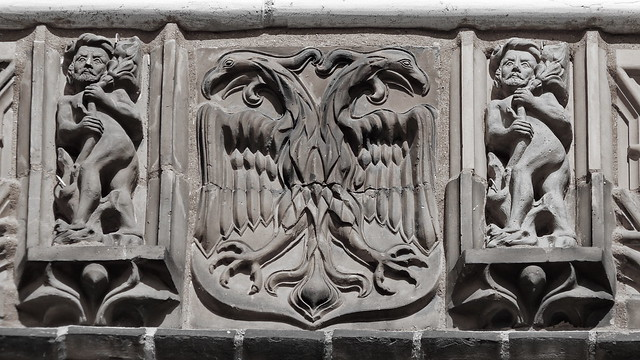 Relief Holstentor