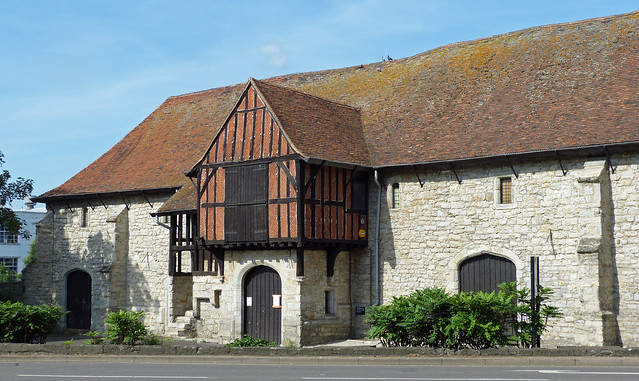 Maidstone Tithe Barn After Coming Back From Tenterden I