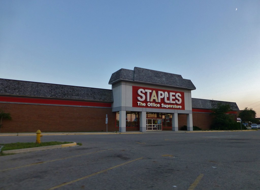 Columbus >> Woolworth's / Staples   Westland Mall on West Broad Street i…   Flickr