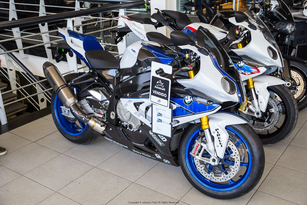 BMW S1000RR HP4 & BMW S1000RR  Jeferson Felix  Flickr