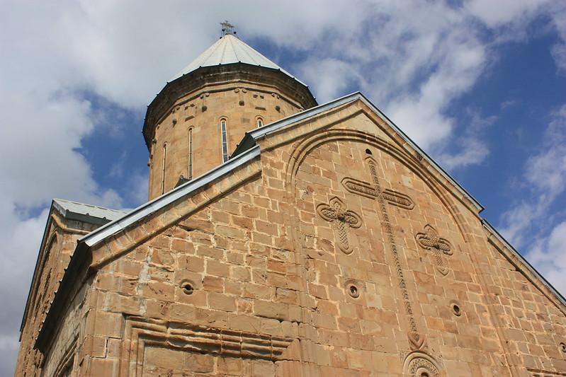 Гергети, Казбеги