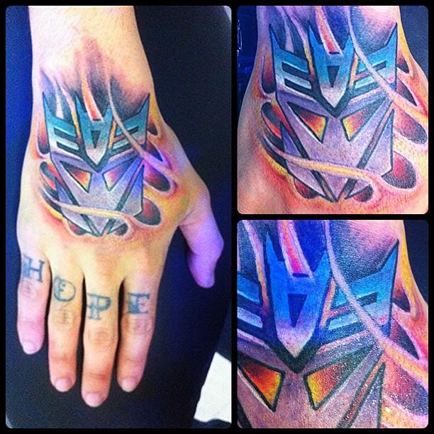 Tattoo decepticons!!! #ta2 #tinta #tattoo #tatuaje #akolat ...