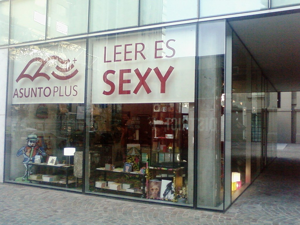 ¡¡Especial Leer es sexy!! 9045005721_61792817e9_b