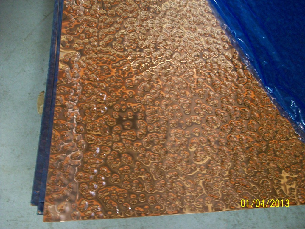 Sheets Of Copper For Arts And Crafts