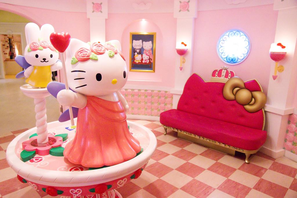 Hello Kitty Town Hello Kitty Town In Nusajaya Johor