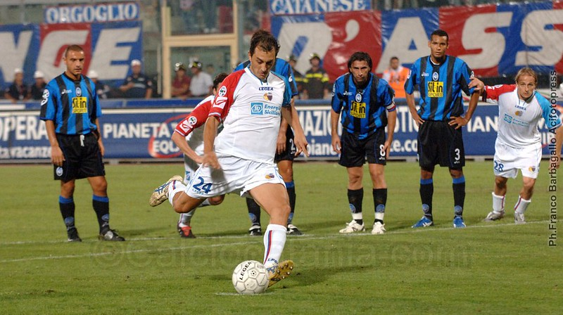 2005-06: la tripletta di Gionatha Spinesi all'Atalanta