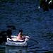 Child in lake - DSC00586