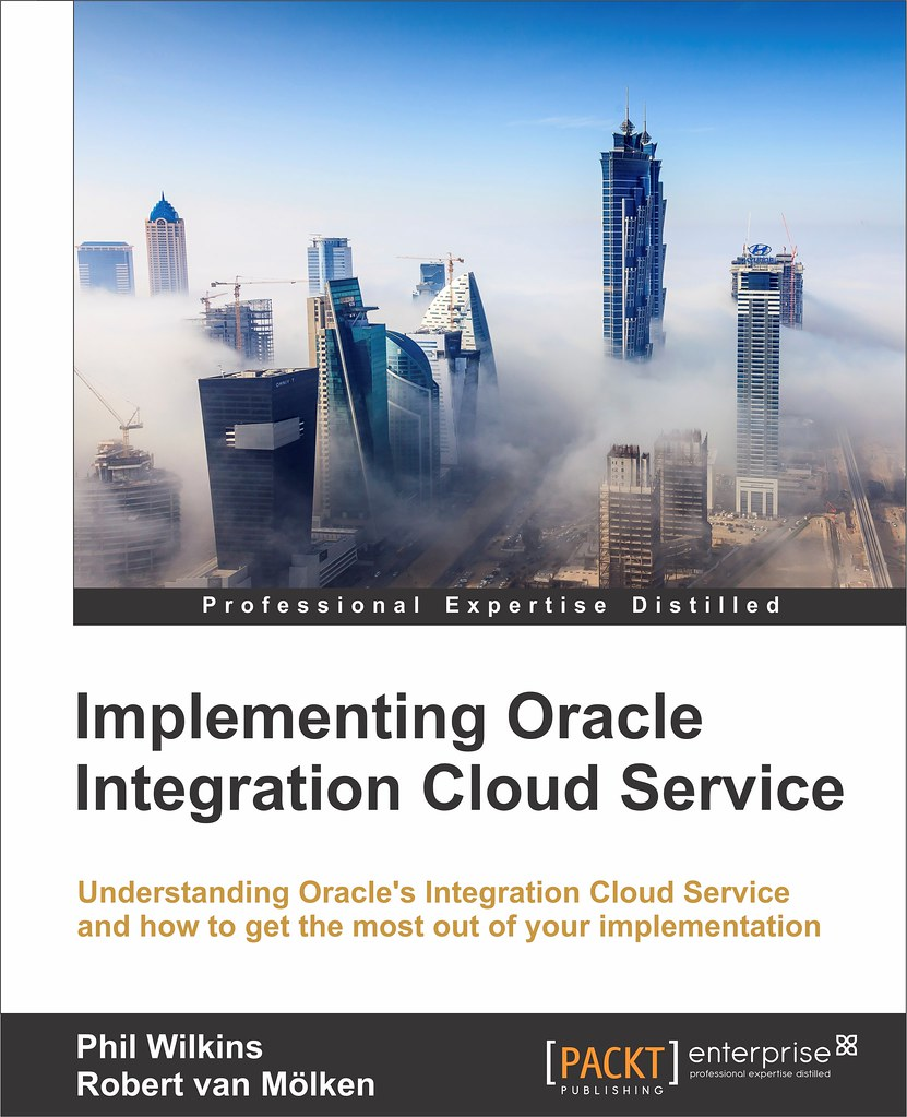 Oracle Cloud Integration Book